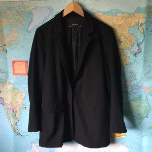 Oversized Zara blazer